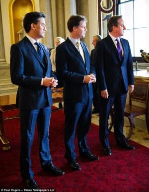 identikit politicians clegg
